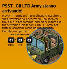 [ALL] 2° Raro LTD Army: Jeep dell'Esercito 1416