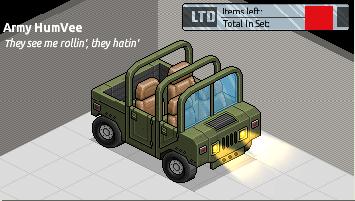 [ALL] 2° Raro LTD Army: Jeep dell'Esercito 2186