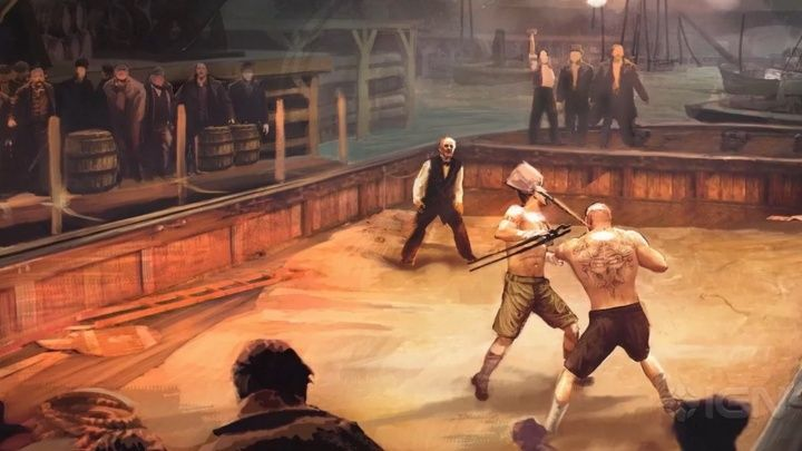 Brock Lesnar In Assassin's Creed Brocky10