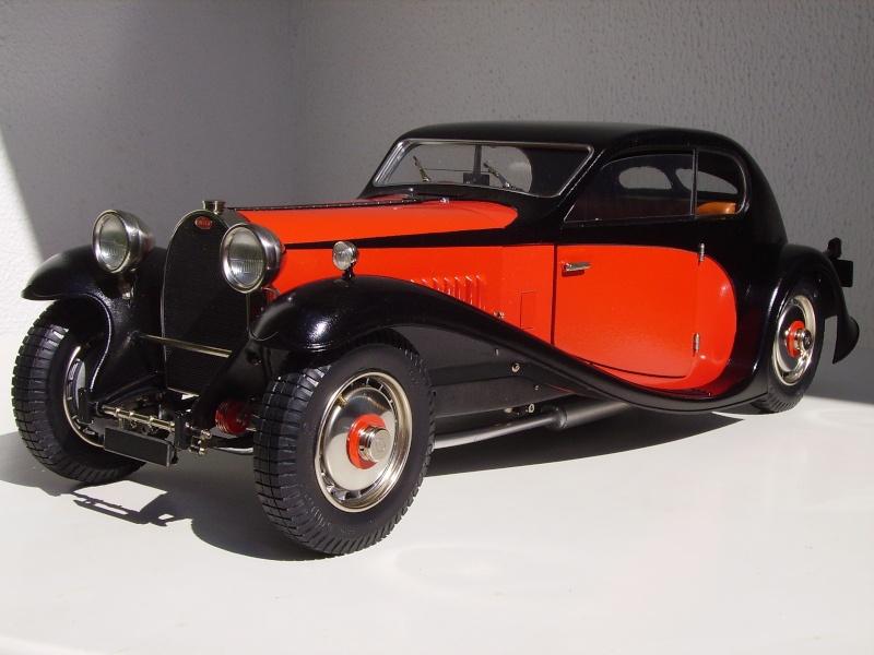 Pocher Bugatti 50T Surprofile 1932 00214