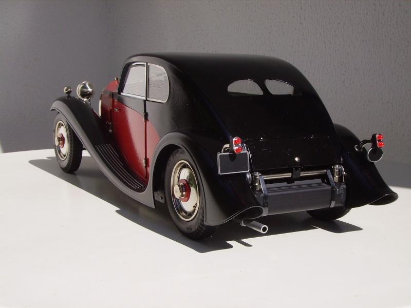 Pocher Bugatti 50T Surprofile 1932 00311