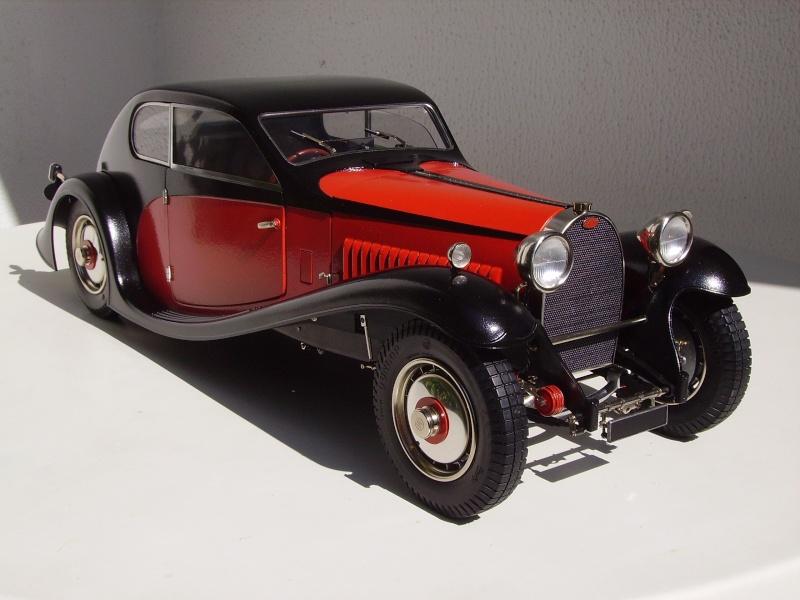 Pocher Bugatti 50T Surprofile 1932 00710