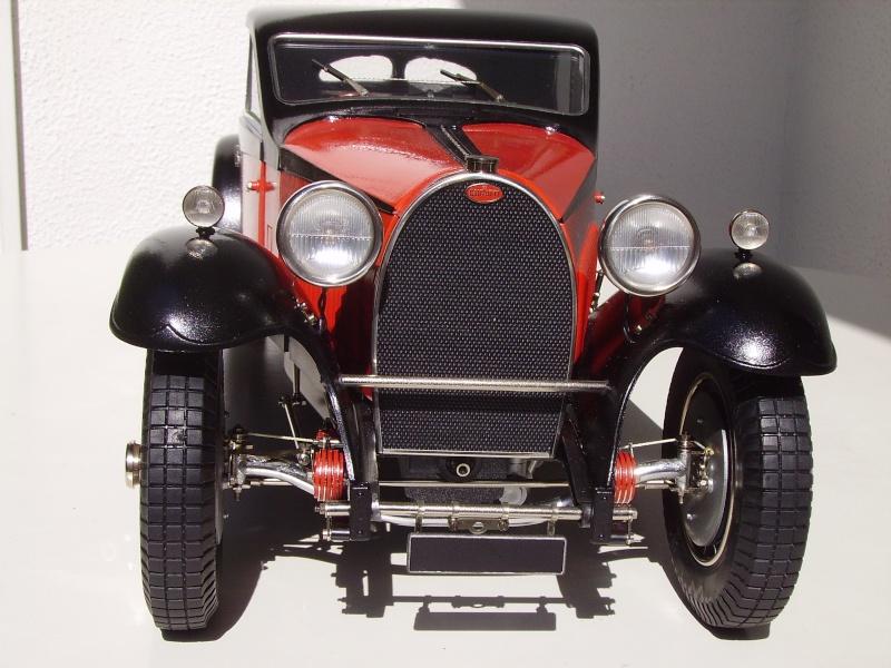 Pocher Bugatti 50T Surprofile 1932 00811