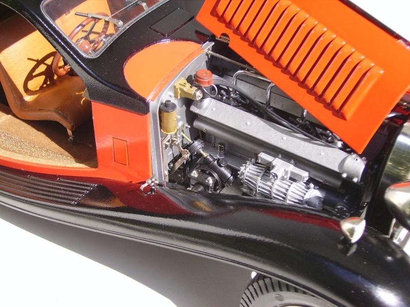 Pocher Bugatti 50T Surprofile 1932 01210