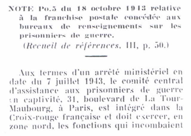Enveloppe cachet «  *Croix-Rouge Française *  Reims  »,  TAD  « 10.7.43  Reims-Principal ». Taxée à 8 F . Ccf30011
