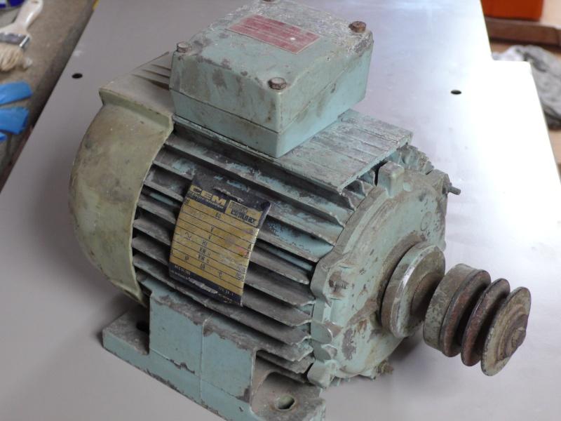 Tentative d'amélioration d'un combinée Sicar Furore 300I L1030610