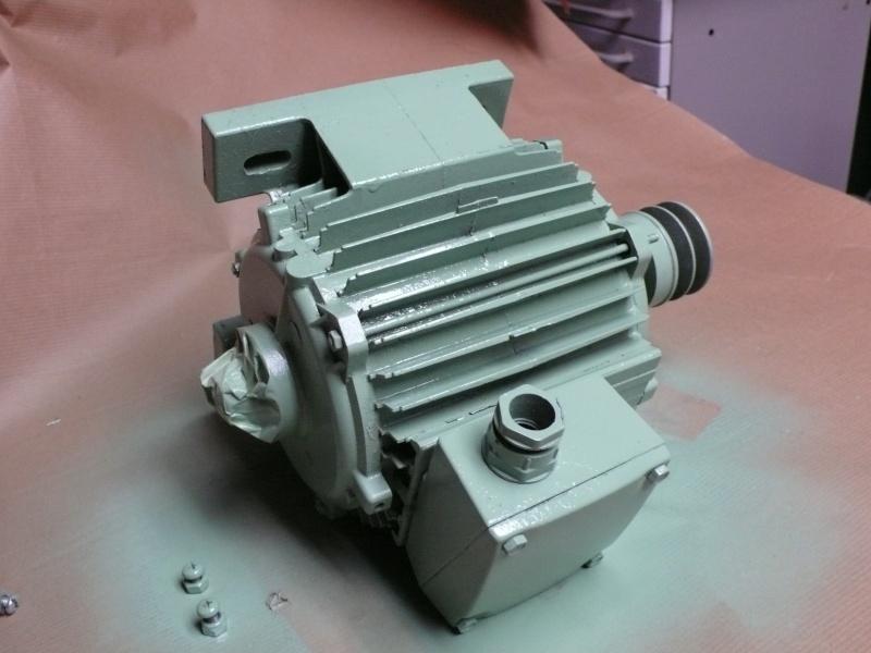 Tentative d'amélioration d'un combinée Sicar Furore 300I L1030614