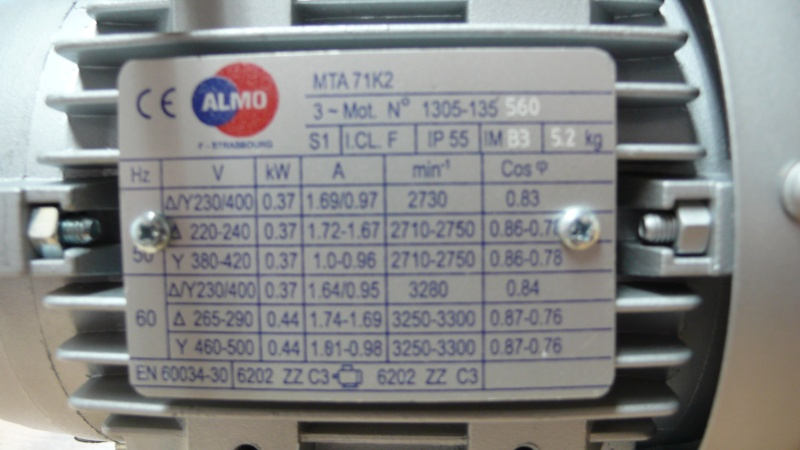 Tentative d'amélioration d'un combinée Sicar Furore 300I - Page 2 L1030625