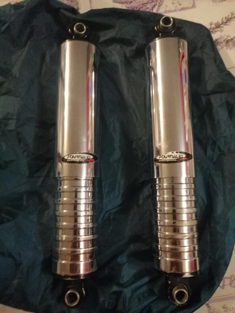 Vends amortisseurs Fournalès magnum 345  Img_2050