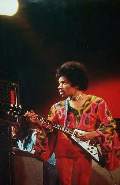 Blue Wild Angel: Jimi Hendrix Live At The Isle Of Wight (2002) 1970-023