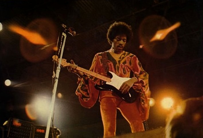 Blue Wild Angel: Jimi Hendrix Live At The Isle Of Wight (2002) 33705110
