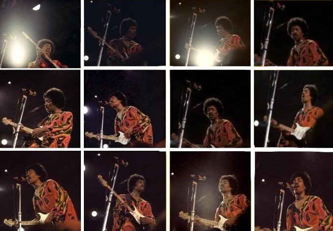 Blue Wild Angel: Jimi Hendrix Live At The Isle Of Wight (2002) Image310