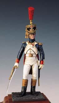 Major Raymond Teulet, 12è de ligne, 1807 Uffici10