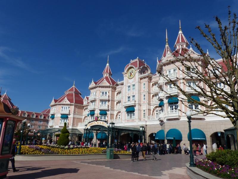 découverte du Santa fé  Disney11