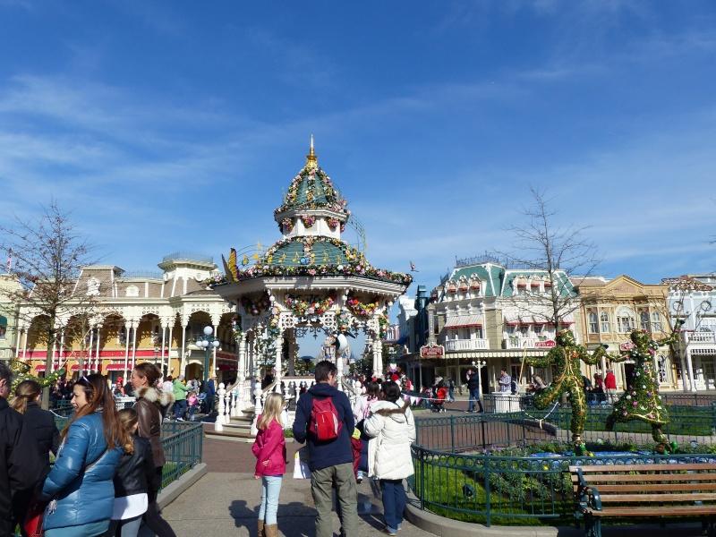 découverte du Santa fé  Disney16