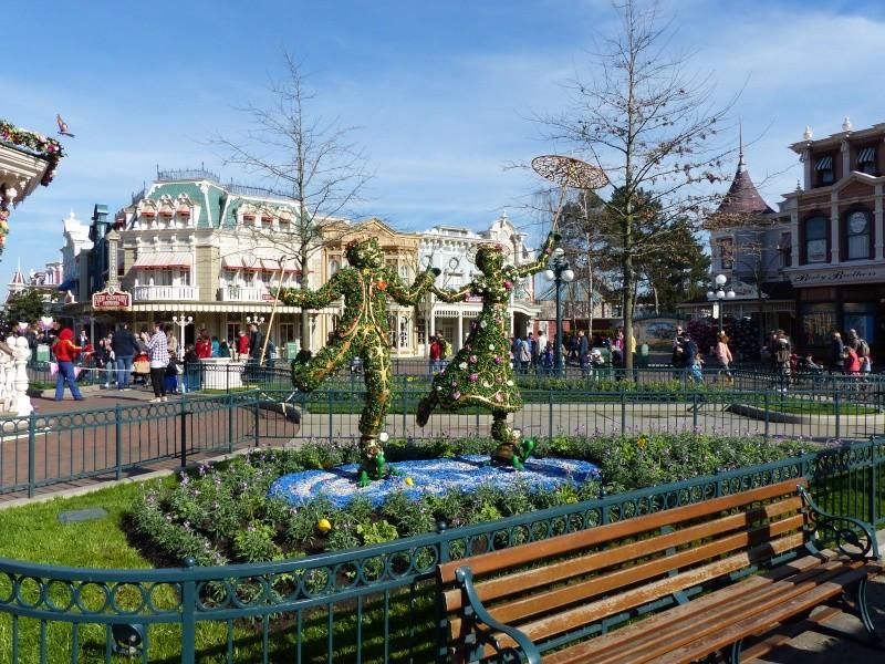 découverte du Santa fé  Disney17