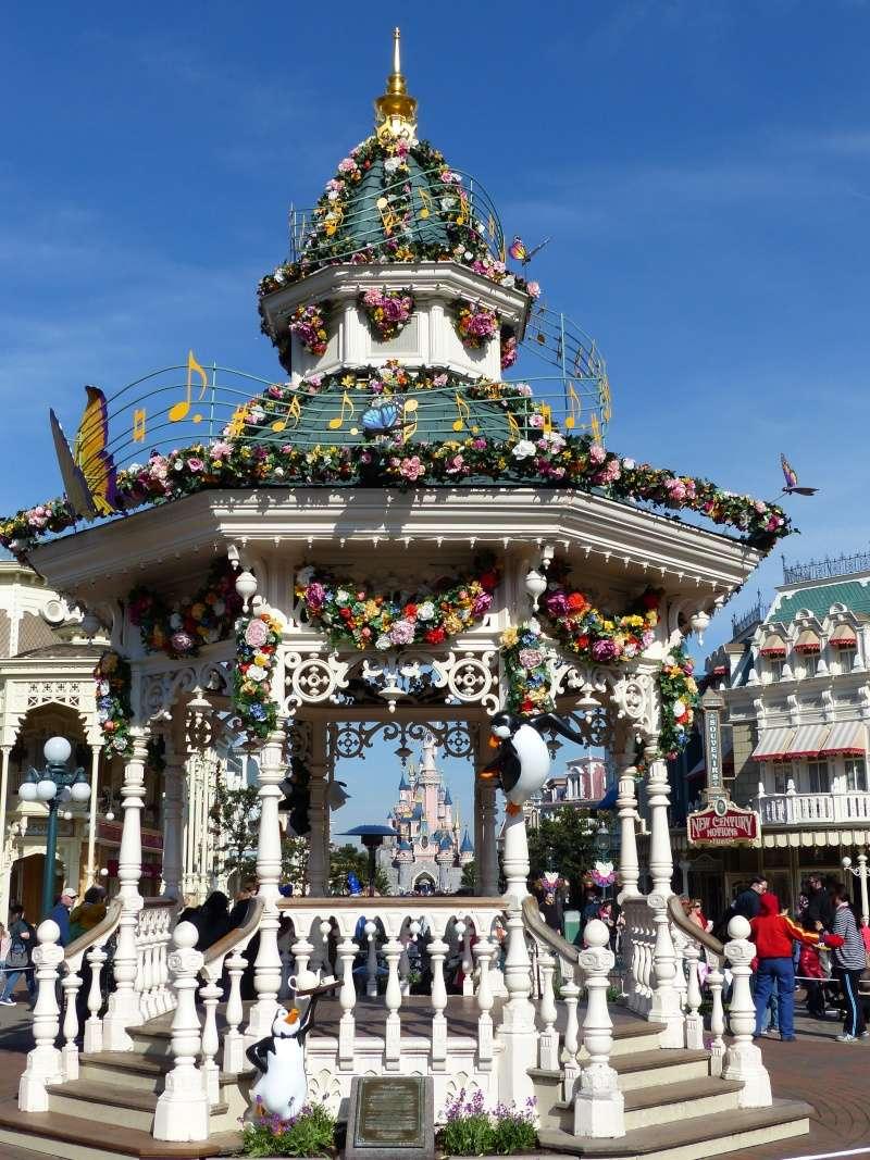 découverte du Santa fé  Disney19