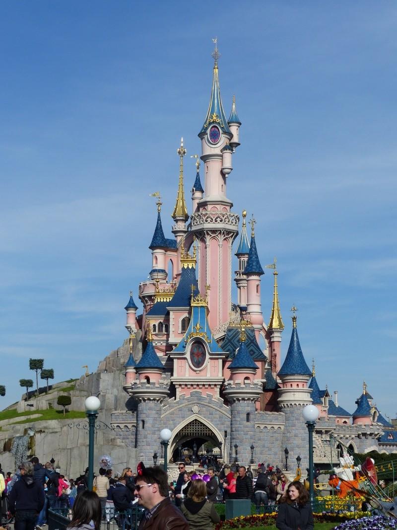 découverte du Santa fé  Disney27