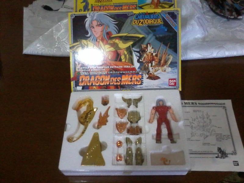 (Vendo) Dragone del Mare Bandai Ed. Francese Vintage 2012-010