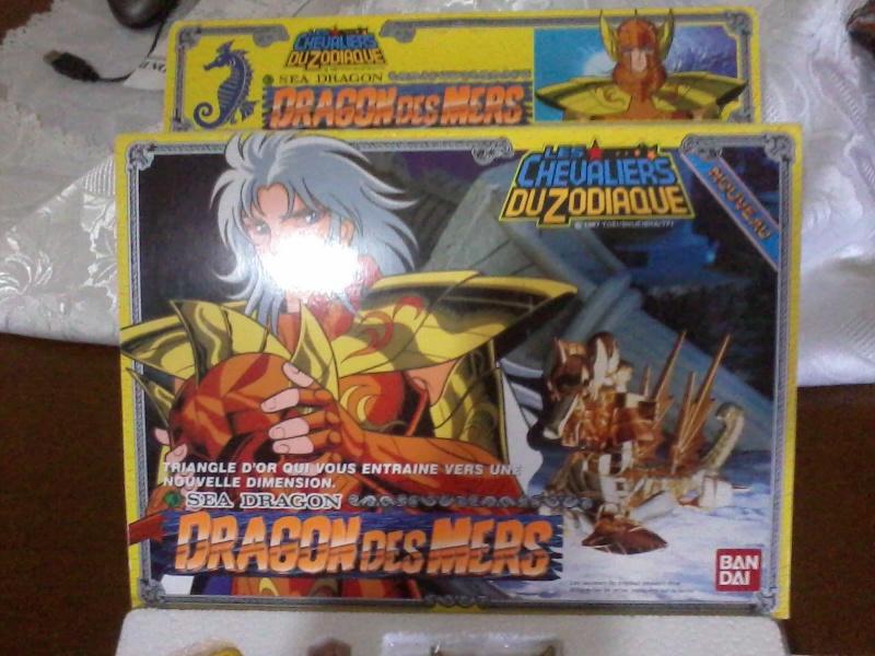 (Vendo) Dragone del Mare Bandai Ed. Francese Vintage 2012-011