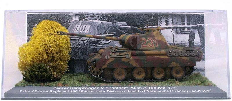 """[REVELL]  Panzerkampfwagen  V   """"Panther""""  Ausf. A   (Sd.Kfz. 171)  (56) Sdkfz_37"""
