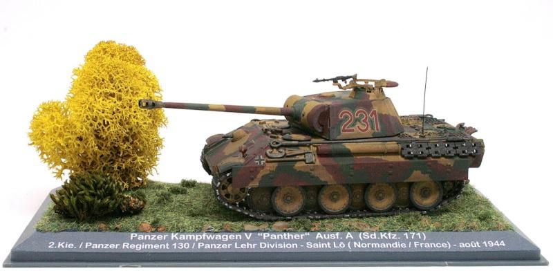 """[REVELL]  Panzerkampfwagen  V   """"Panther""""  Ausf. A   (Sd.Kfz. 171)  (56) Sdkfz_38"""