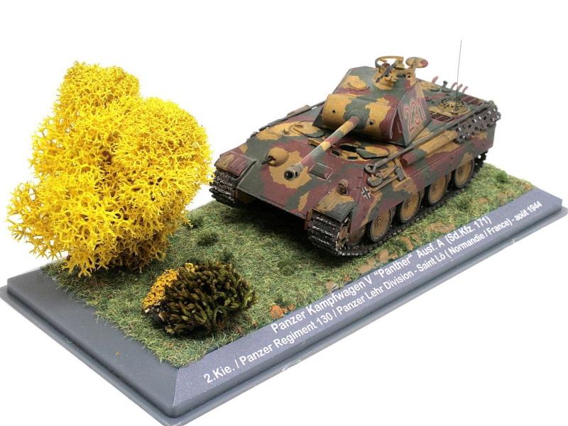 """[REVELL]  Panzerkampfwagen  V   """"Panther""""  Ausf. A   (Sd.Kfz. 171)  (56) Sdkfz_40"""