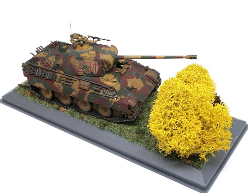 """[REVELL]  Panzerkampfwagen  V   """"Panther""""  Ausf. A   (Sd.Kfz. 171)  (56) Sdkfz_41"""