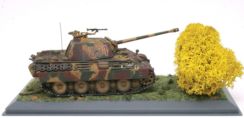 """[REVELL]  Panzerkampfwagen  V   """"Panther""""  Ausf. A   (Sd.Kfz. 171)  (56) Sdkfz_42"""