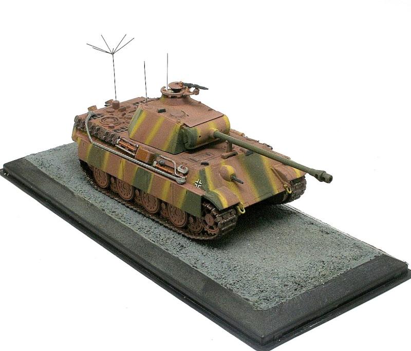 """[REVELL]  Panzerkampfwagen  V   """"Panther""""  Ausf. A   (Sd.Kfz. 171)  (56) Sdkfz_46"""