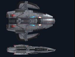 Science Pilot Escort - Classe Icarus [T6]