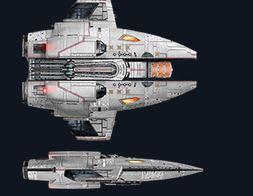 Tactical Pilot Escort - Classe Mercury [T6]