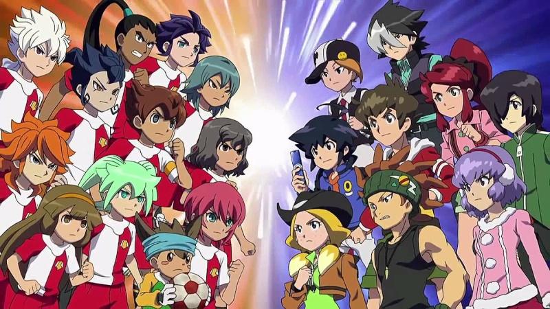 Le jeu du crossover Little10