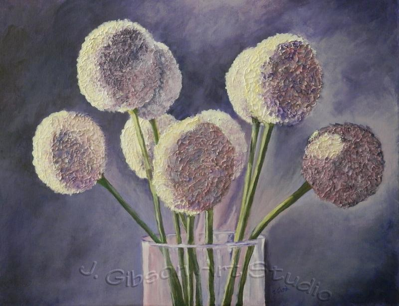 Clearing Up Old Works Allium10
