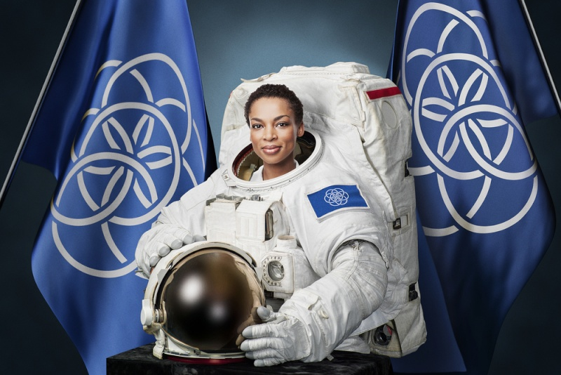 Vi piace la Bandiera della Terra? Astron10