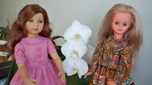 Tanya et sa nouvelle amie 100_6211