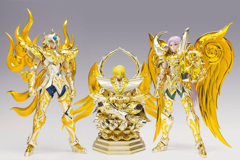 Galerie de la Vierge Soul of Gold (God Cloth) 10982011