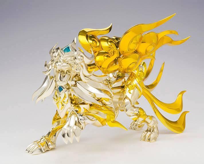 [Myth Cloth EX] Soul of Gold - Leo Aiolia gold Cloth 11057410