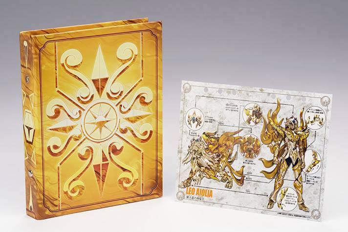 [Myth Cloth EX] Soul of Gold - Leo Aiolia gold Cloth 11063510