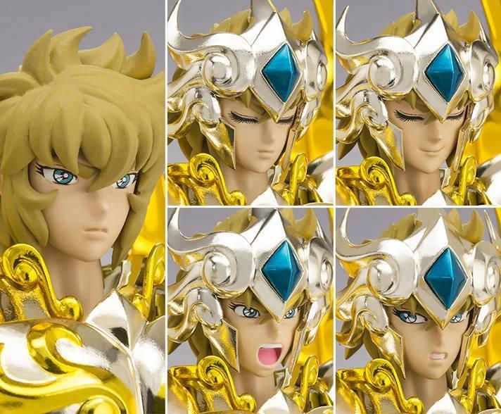 [Myth Cloth EX] Soul of Gold - Leo Aiolia gold Cloth 11069910