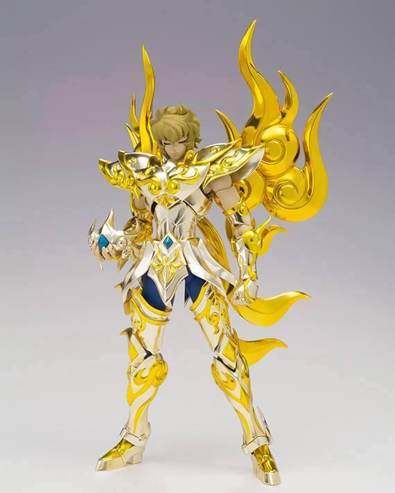 [Myth Cloth EX] Soul of Gold - Leo Aiolia gold Cloth 11071710