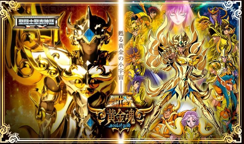 [Myth Cloth EX] Soul of Gold - Leo Aiolia gold Cloth Sog10
