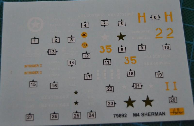 sherman M4 1/72 heller  Dsc_0315