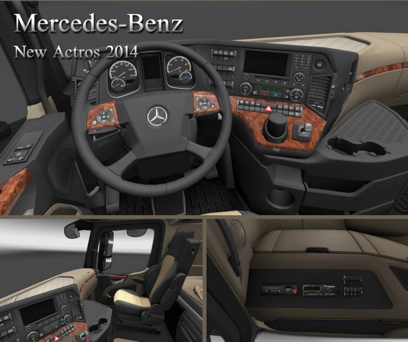[ETS2]  Mercedes-Benz joining the Euro Truck Simulator 2 garage soon! Screen10