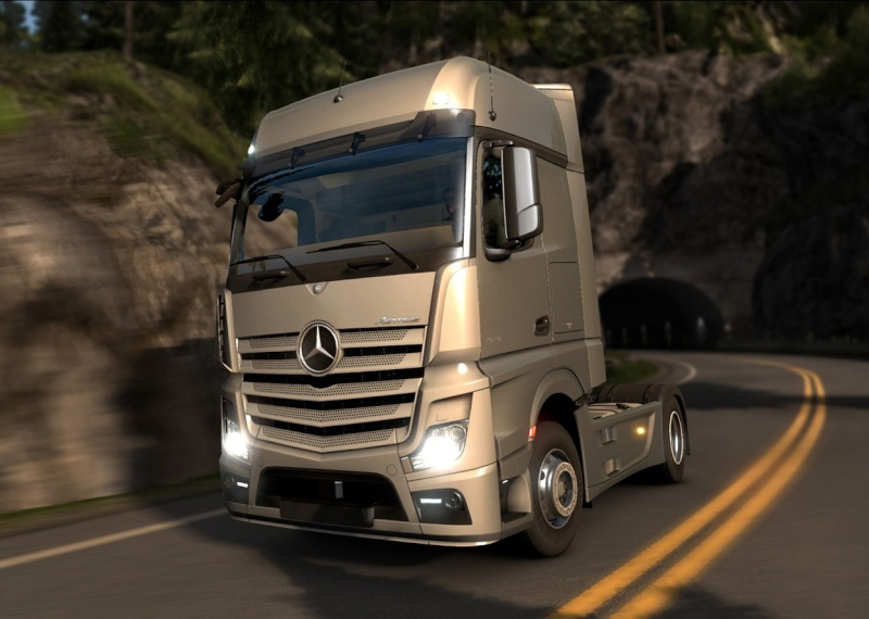 [ETS2]  Mercedes-Benz joining the Euro Truck Simulator 2 garage soon! Screen12