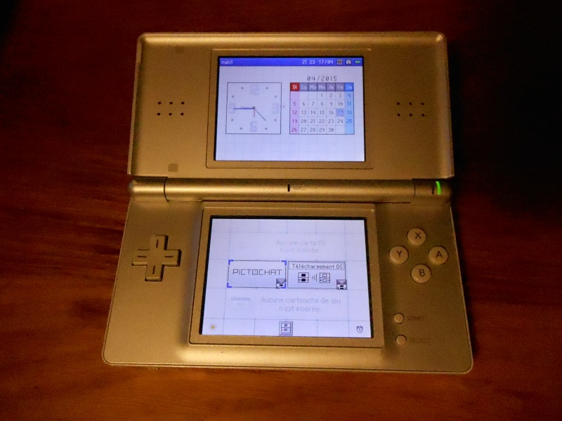 [RCH] Console GBA SP et/ou Console Nintendo DS Dscn0021