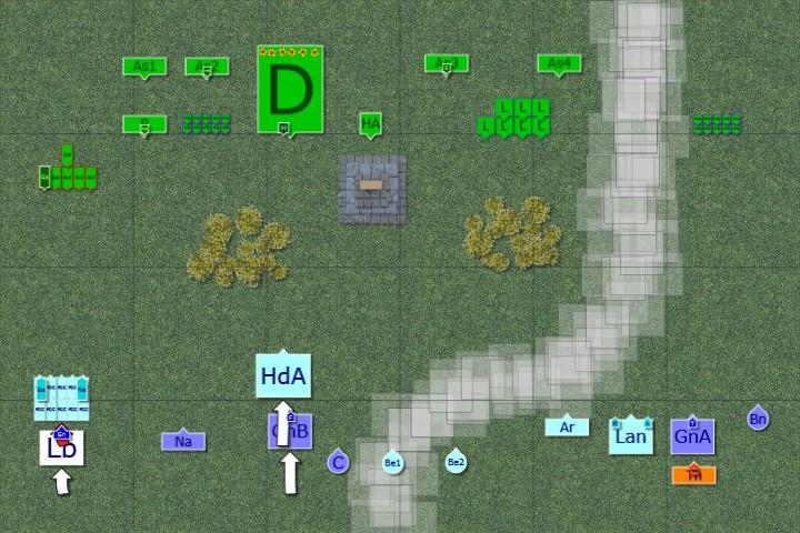 [4000 pts] ES vs alliance Nains & HE : une ancienne rancune  Batail79