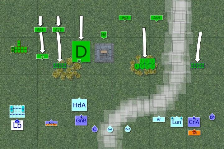 [4000 pts] ES vs alliance Nains & HE : une ancienne rancune  Batail80