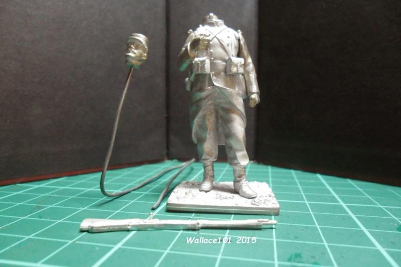 Fantassin 1914 Metal Modeles Production 54mm (terminé) 14050014