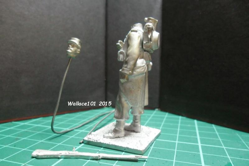 Fantassin 1914 Metal Modeles Production 54mm (terminé) 14050015